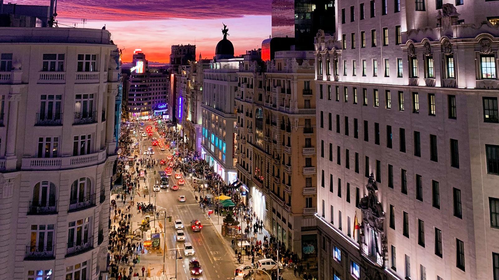 Madrid. Alevision.co/Unsplash